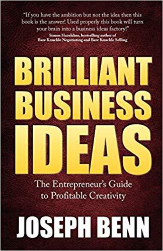 brilliant business ideas book