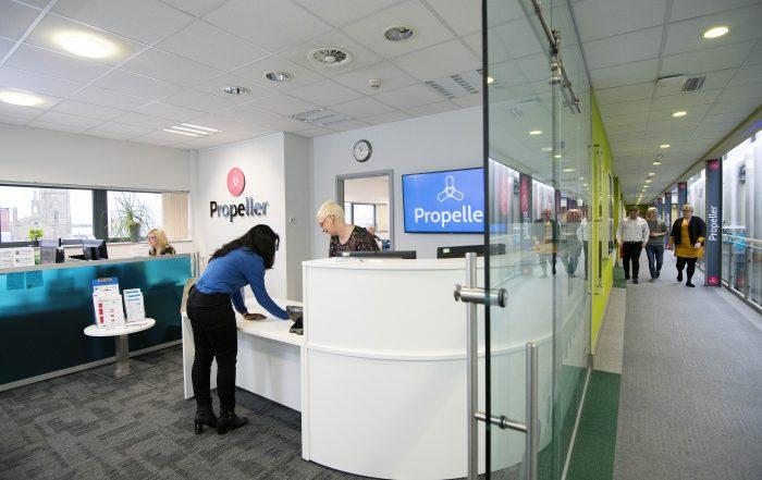 Propeller office