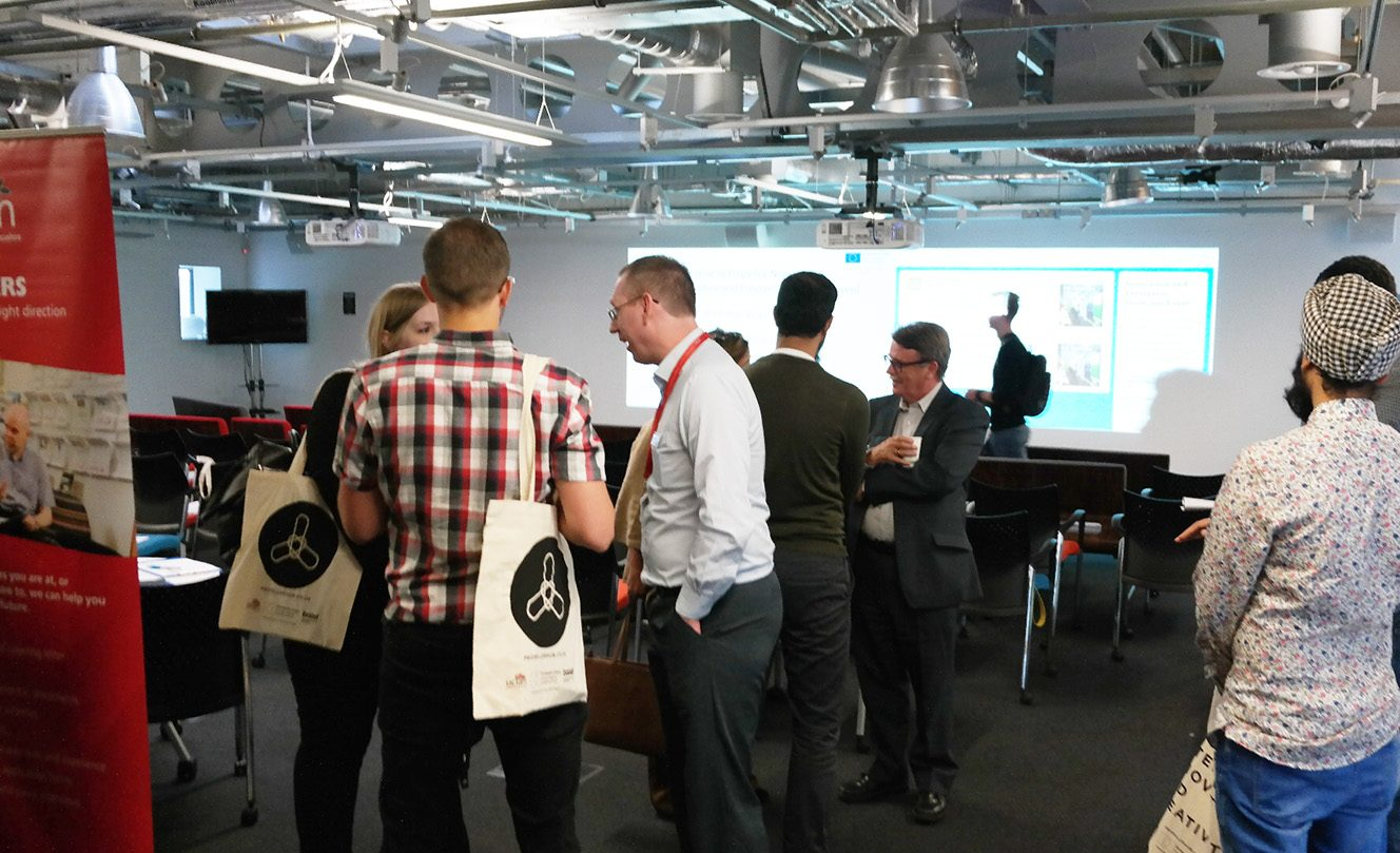 propeller networking event