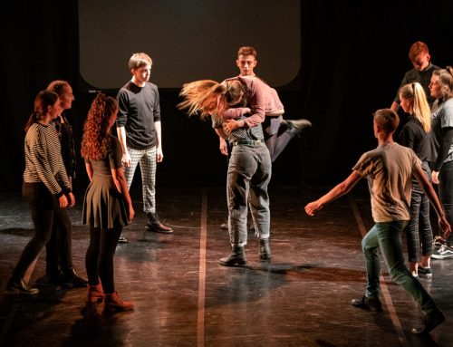 Support for Artists: Toolkit for Youth Dance Facilitators