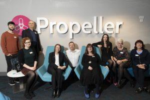 propeller team