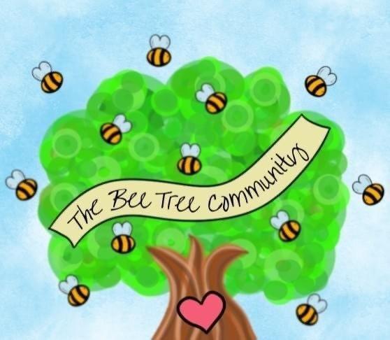 the bee tree community logo