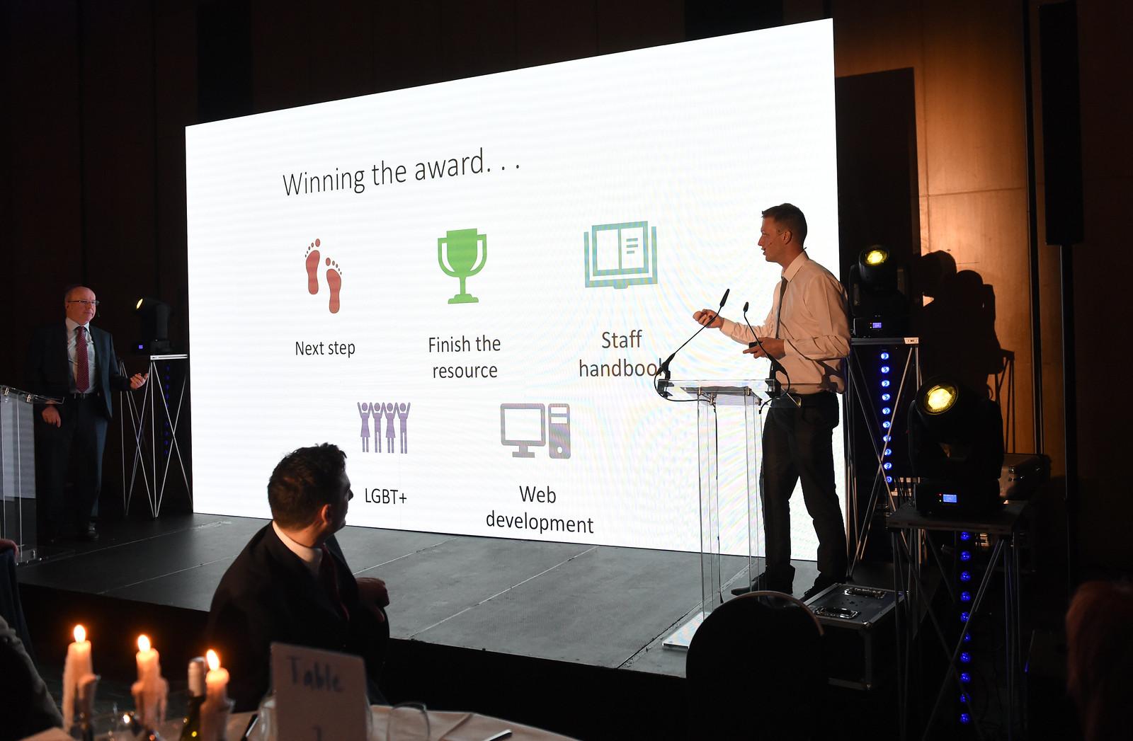 Dave Clayton presentation