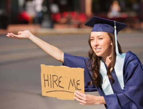 Getting grad-level Jobs in the Gig Economy