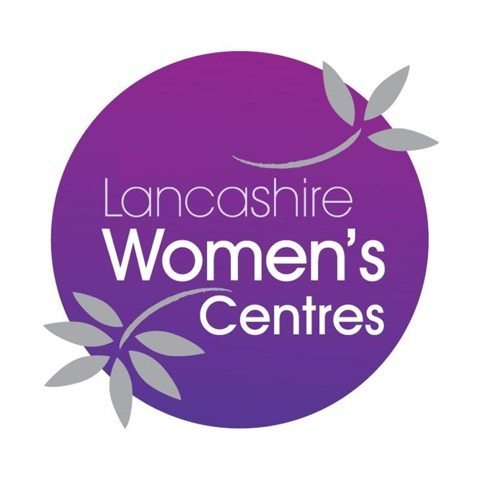 Lancashire women's centres logo