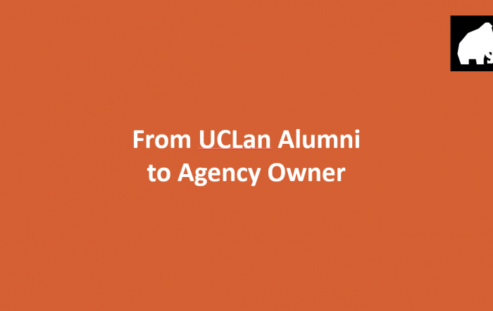 UCLan alumni to agency owner