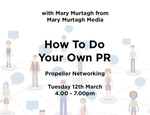 How to Do Your Own PR with Mary Murtagh