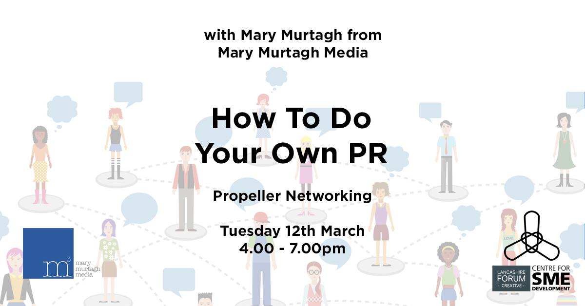 How to do your own PR