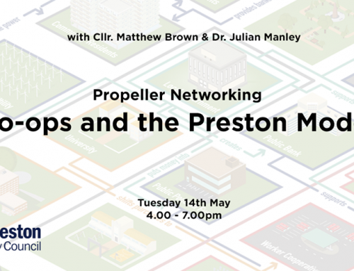 Co-ops and the Preston Model: Propeller Networking
